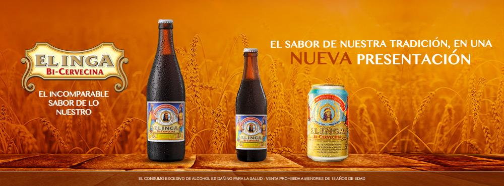 Bi - CERVECINA El Inca y Original