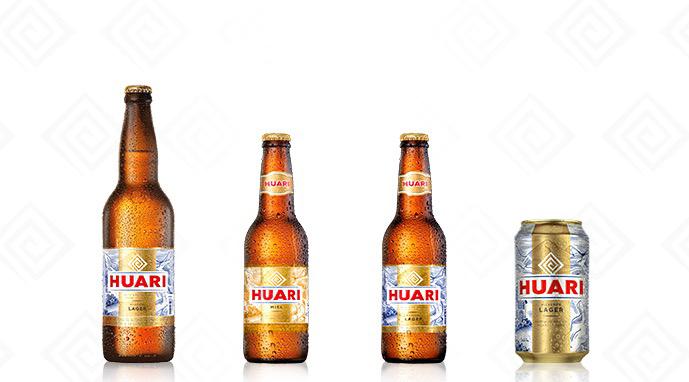 Huari | Cervecería Boliviana Nacional S.A.