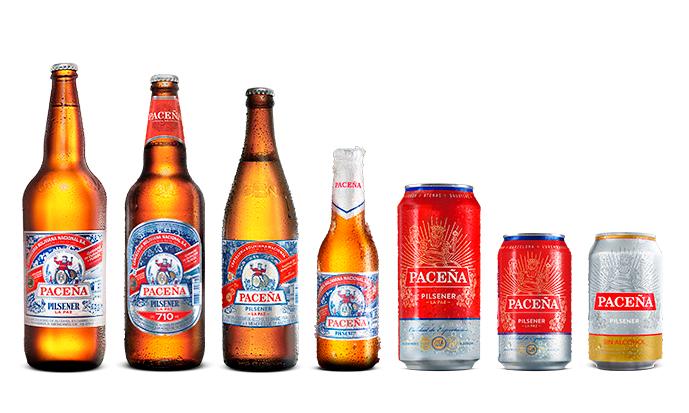 Paceña | Cervecería Boliviana Nacional S.A.