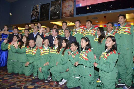 Equipo Bolivia