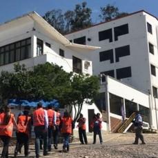 Autoridades de Cochabamba visitan cervecería  Taquiña y verifican sus procesos productivos