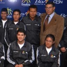 BoA y CBN unieron esfuerzos para apoyar a deportistas bolivianos
