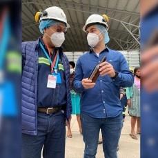 CBN apuesta por la reactivación de Envibol al ser el mayor comprador  de botellas como parte de su apoyo a la industria boliviana