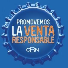 CBN comprometió a Puntos de Venta a vender bebidas alcohólicas responsablemente