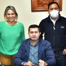 CBN continúa con su apoyo a la campaña de vacunación contra el COVID-19 con la donación de 20 conservadores de frío a la gobernación de Pando