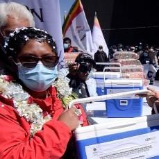 CBN continúa con su apoyo a la campaña de vacunación contra el COVID-19 con la donación de 50 conservadores de frío a la Alcaldía de El Alto