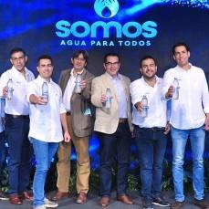 CBN presenta Agua SOMOS, la primera marca concebida con un propósito social