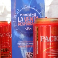 CBN promovió el consumo responsable en el Gran Poder 2015