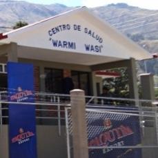 Cervecería Taquiña entregó Centro de Salud WarmiWasi al Sindicato Agrario Taquiña