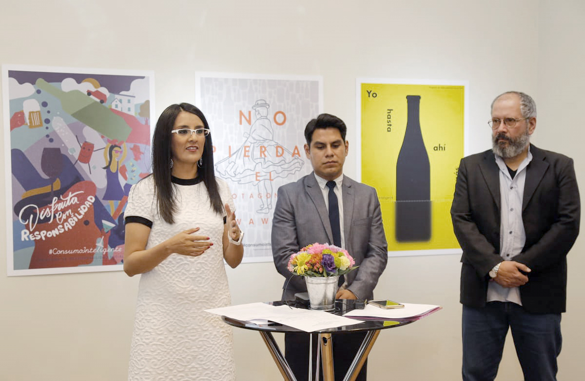 CBN expone los mejores diseños de la Convocatoria de Creación del Afiche de Consumo Inteligente