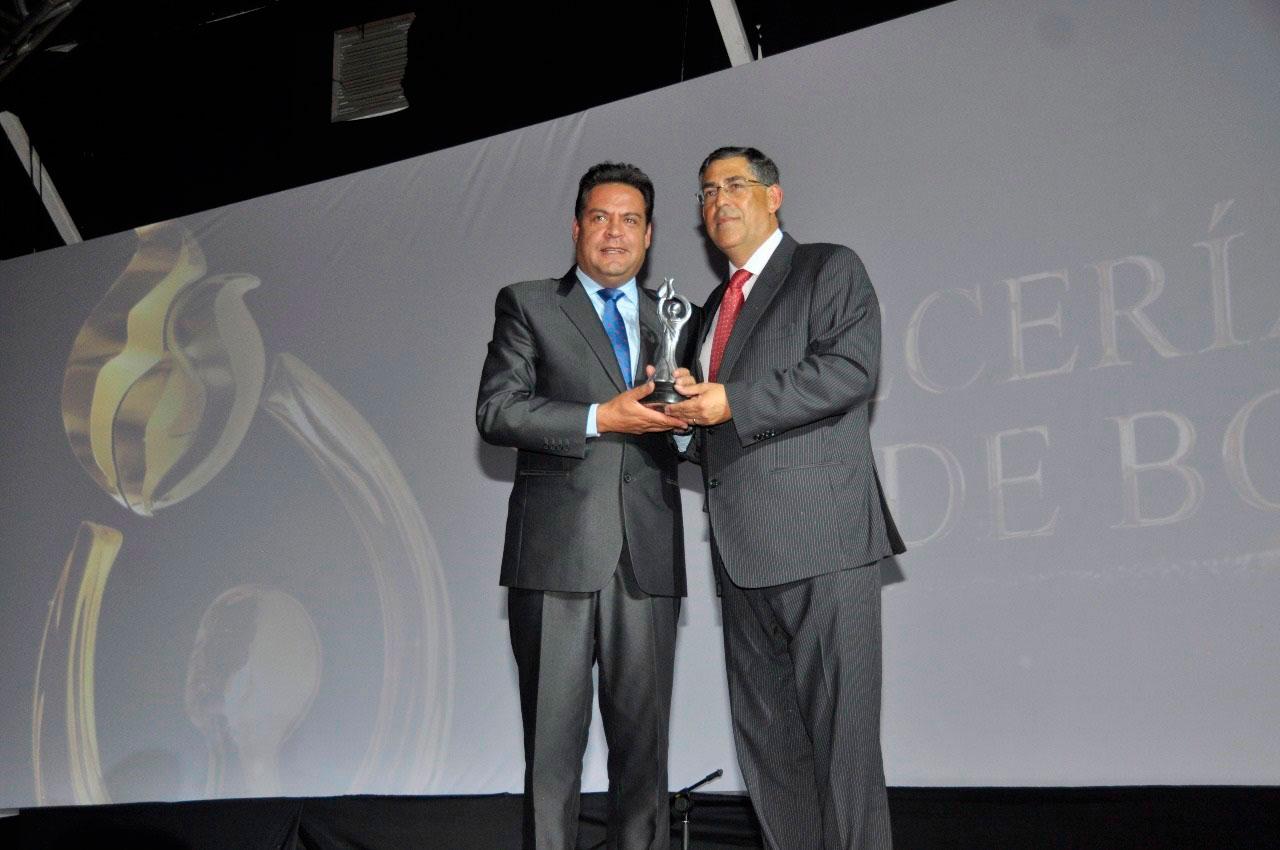 Premio La Paz Líder reconoce los  132 años de trayectoria de CBN