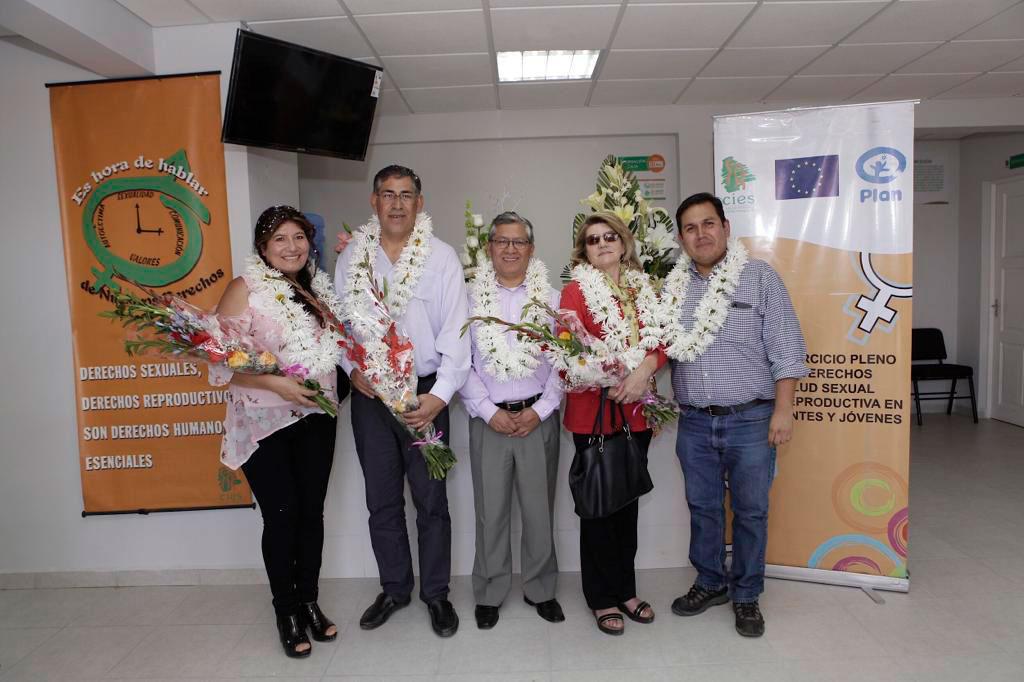 La CBN y el CIES activan los servicios del Centro  de Salud Warmi Wasi, en la comunidad Taquiña