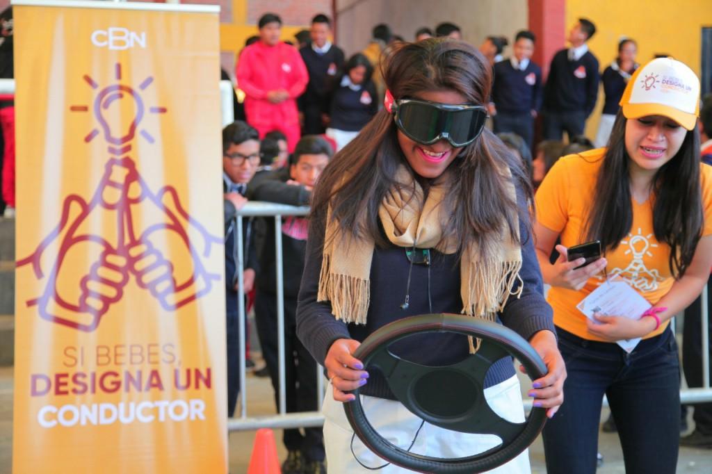 CBN y GAMLP capacitan a más de 2.000 estudiantes  sobre el consumo inteligente de bebidas alcohólicas