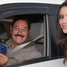 La conducción segura y el consumo inteligente de alcohol son promovidos en la tranca La Paz - Oruro