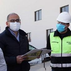 La planta de oxígeno donada por CBN se inaugura este miércoles en Cochabamba