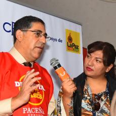 Más de 800 vendedores ambulantes son capacitados por CBN en la venta responsable