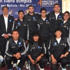 Por cuarto año consecutivo, CBN entregó indumentaria deportiva a los Tunkas
