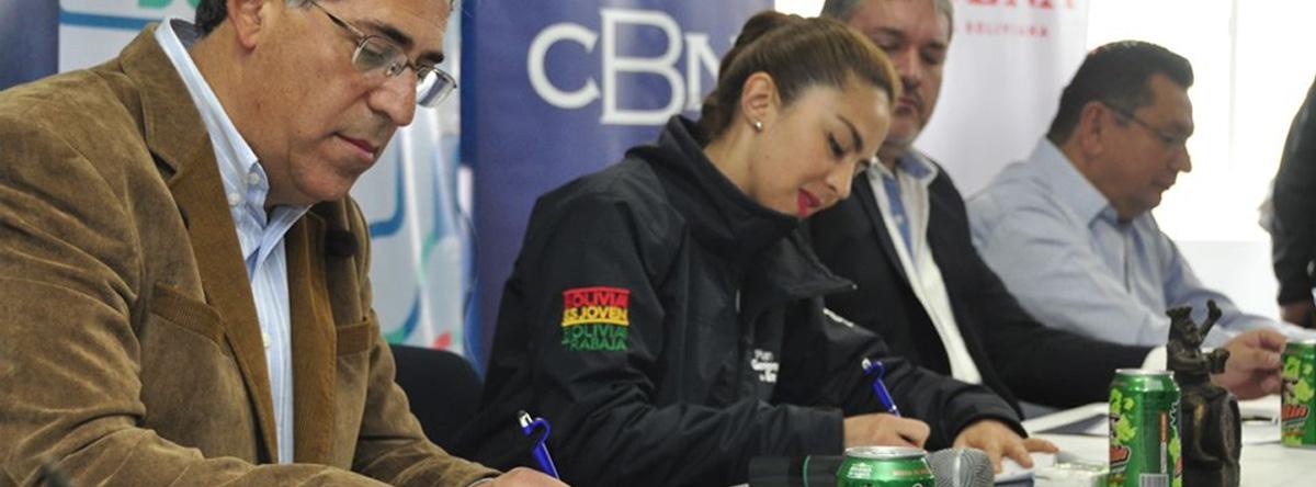 CBN empleará a 88 jóvenes como parte del programa de inserción laboral del Gobierno