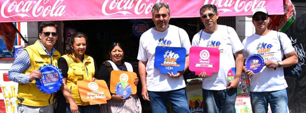 CBN llegó a 2000 puntos de  venta en 15 ciudades de Bolivia