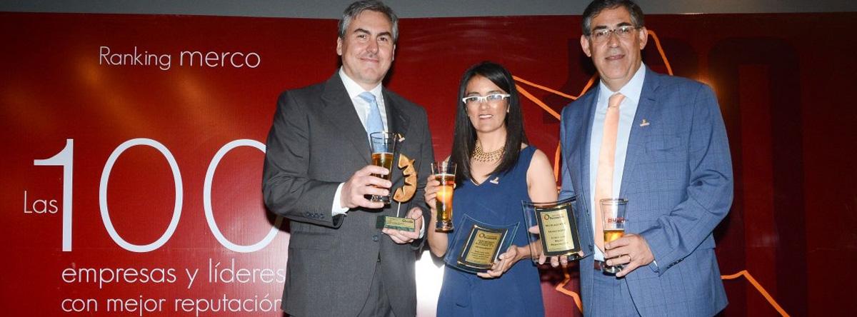 CBN ocupa primer sitial en Reputación Corporativa del ranking MERCO