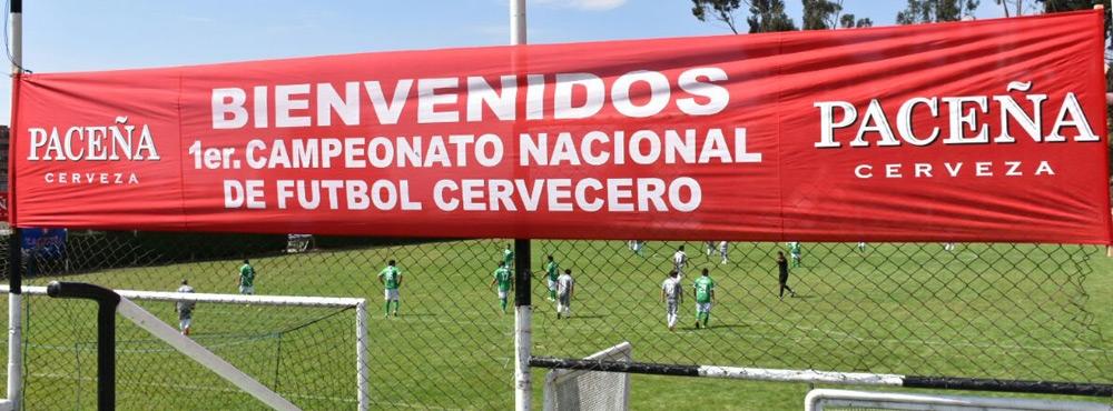 CBN organizó primer Campeonato Nacional  de Fútbol junto a sus trabajadores