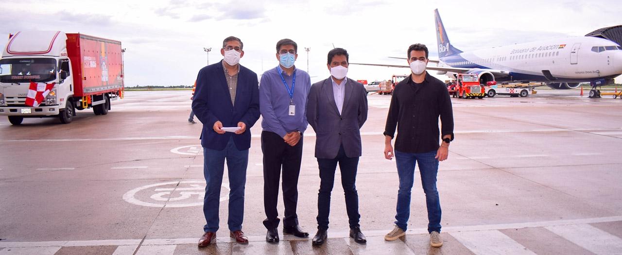CBN se une a la cruzada nacional por la vacunación con la donación de 500 conservadores para la cadena de frío