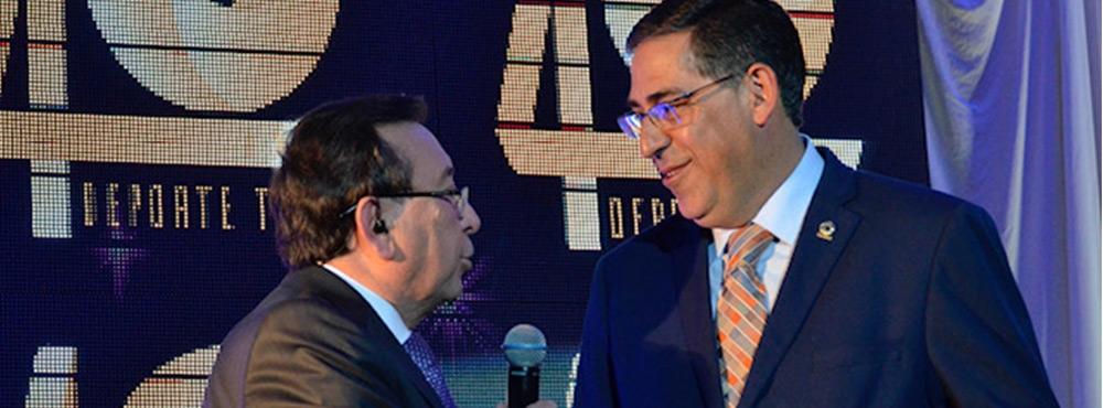 """Deporte Total reconoce a CBN por  su inversión en el deporte olímpico a través del """"Programa Tunkas"""""""