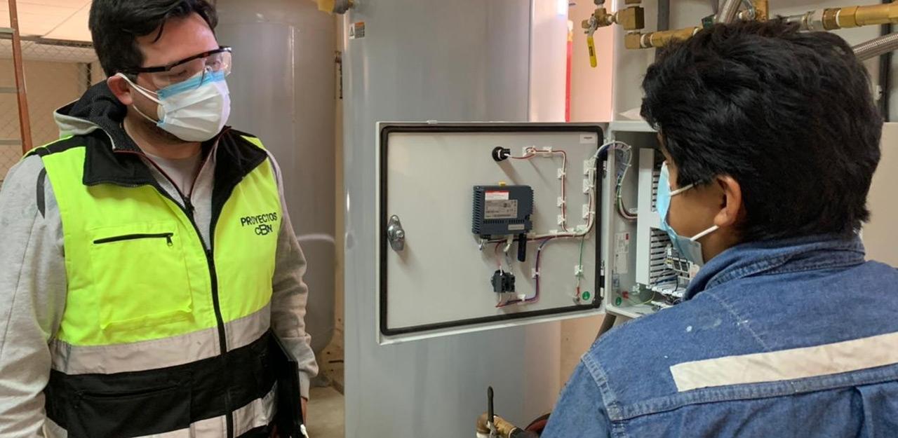 Inauguración de la planta de oxígeno para Cochabamba se adelanta para este martes