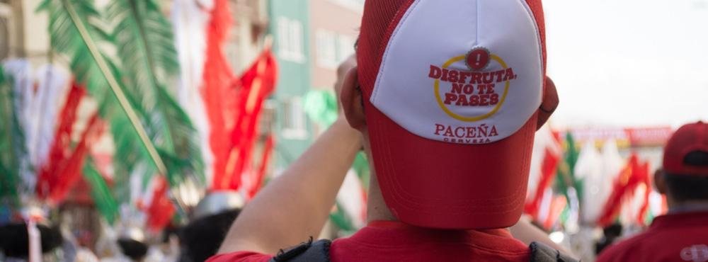 Intendencia Municipal verificó venta responsable de bebidas alcohólicas en la fiesta del Gran Poder