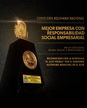 El Alto Premia 2020